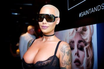Amber Rose Meets Her Puppet In New Clip