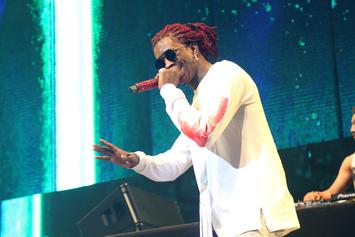 "Young Thug Adds Quavo To ""Beautiful Thugger Girls"""