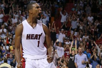 Chris Bosh Pens Letter To Miami Fans After Being Waived By Team