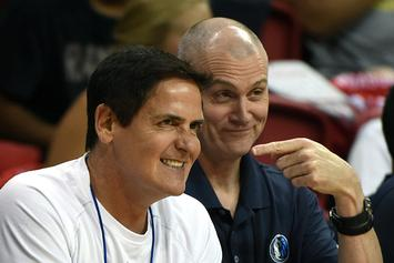 Mark Cuban: Mavs Wouldn't Be Rebuilding If They Were In Eastern Conference