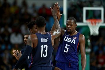 "Kevin Durant Told Paul George OKC ""Will Blow You Away"" After Trade"