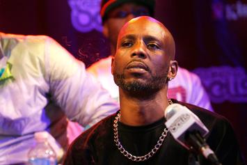 DMX Charged With 14 Counts Of Tax Evasion