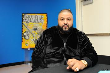 DJ Khaled Denies Reports That He Injured A Horse In The Bahamas