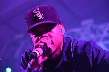 """Chance The Rapper Says He's Got """"More Songs"""" With Donald Glover"""