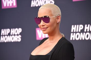 Amber Rose Opens Up About 21 Savage Relationship, Kanye West & More