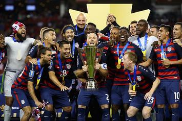 USA Wins Gold Cup Against Jamaica In Dramatic Fashion
