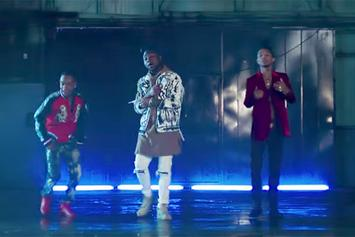 "Davido Feat. Young Thug, Rae Sremmurd ""Pere"" Video"