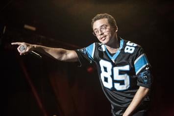 Logic And Joey Bada$$ Kick A Casual Cypher
