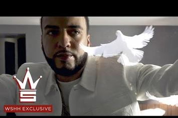 "French Montana ""White Dress"" Video"