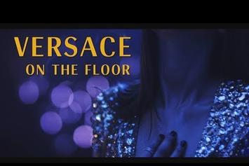 "Bruno Mars ""Versace on The Floor"" Video"