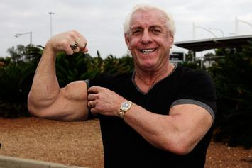 Ric Flair Reportedly Out Of Surgery And Resting