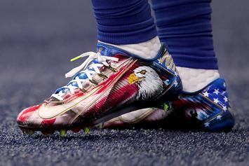 NFL Now Allowing Players To Wear More Personalized Cleats