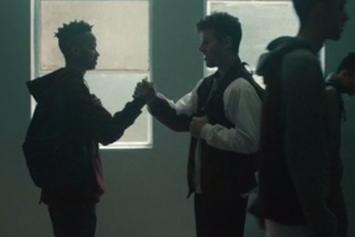 "Logic Feat. Alessia Cara, Khalid ""1-800-273-8255"" Video"