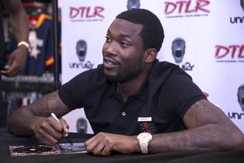 Meek Mill's Reckless Endangerment Felony Charge Dropped