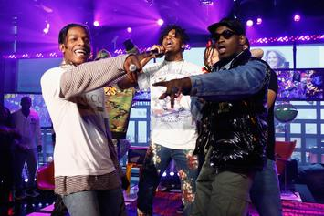 "Tracklist For ASAP Mob's ""Cozy Tapes Vol. 2"" Surfaces Online"