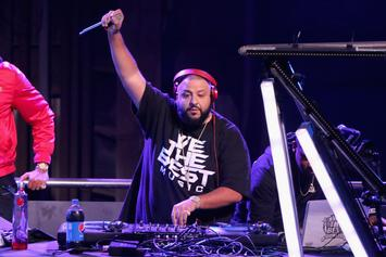 "DJ Khaled's ""Grateful"" Album Has Been Certified Platinum"