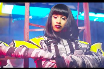 """Phresher Feat. Cardi B """"Right Now"""" Video"""
