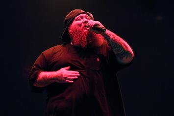 """Stream Action Bronson's """"Blue Chips 7000"""""""