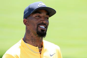 Colin Kaepernick Gets Support From JR Smith: Video