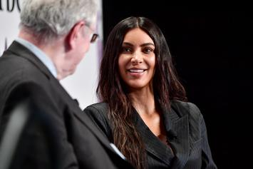 Kim Kardashian Channels Jackie Kennedy, Claps Back At The Haters
