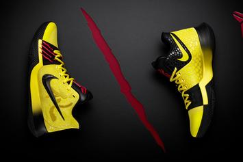 Nike Honors Kobe And Bruce Lee With New Kyrie 3 Sneaker