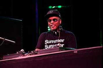 DJ Jazzy Jeff & The Fresh Prince Reunite, Perform Unreleased Track