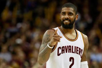 Cleveland Cavaliers Send 2020 Draft Pick To Boston To Finalize Kyrie Irving Trade