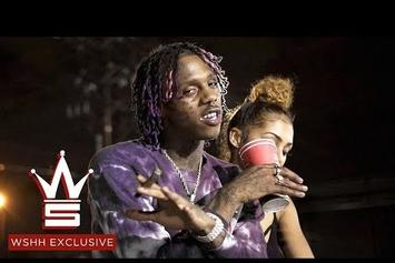 "Famous Dex Gets Trippy In His Video For ""I'm High"""