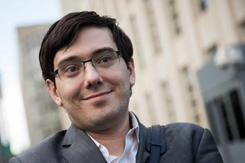 "Martin Shkreli Is Selling Wu-Tang's ""Once Upon a Time in Shaolin"" Album on Ebay"