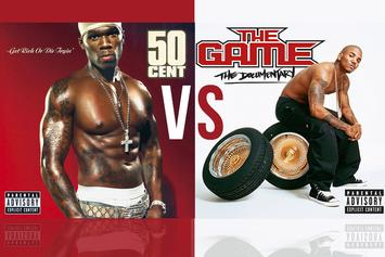 The Game Vs. 50 Cent: Who Had The Better Debut Album?