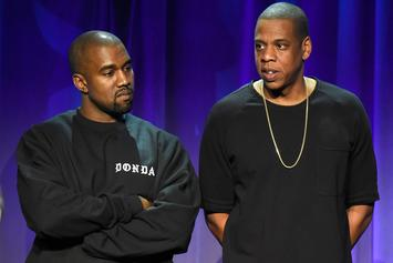 Kanye West & Jay-Z Reportedly Working Towards Reconciliation