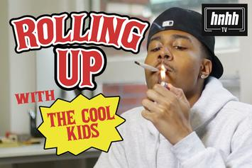 The Cool Kids Show Us How To Roll A Blunt-Joint Hybrid