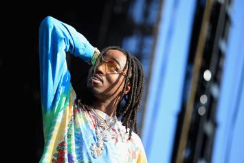 "Quavo On Travis Scott Collab Project: ""We Got Like 20 Records Together"""