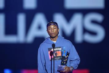 "Pharrell Delivers A Woke Speech About Social Injustice At VH1's ""Hip Hop Honors"""