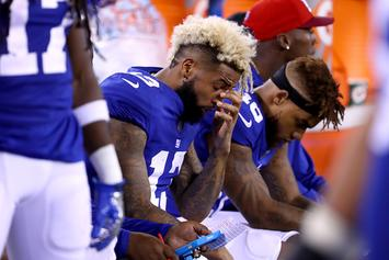 Twitter Reacts To Detroit Lions' Win Over New York Giants