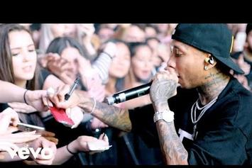 "Tyga Drops The Video For ""My Way"""