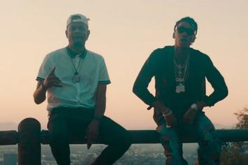 """Wiz Khalifa & Chevy Woods Join Tuki Carter In New Video """"Flowers And Planes"""""""
