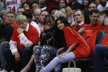 Kylie Jenner Reportedly Pregnant With Travis Scott's Baby