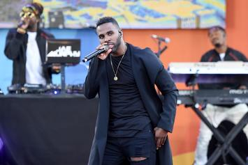 Jason Derulo's L.A. Home Hit By Burglars