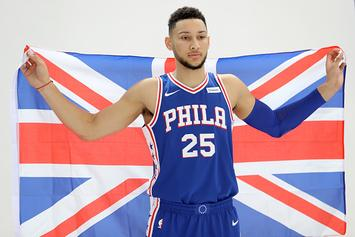 """Sixers' Ben Simmons: Donald Trump Is """"An Idiot"""" And A """"Dickhead"""""""