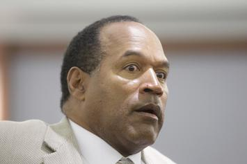 OJ Simpson Took His Belongings After Leaving Prison, Feared eBay Sales