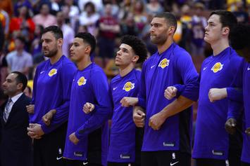 NBA Teams May Challenge Rule That They Must Stand During National Anthem