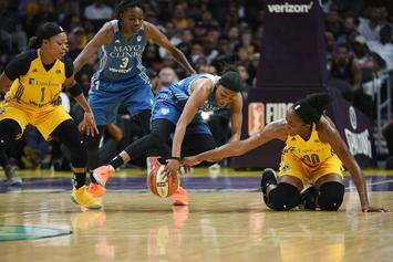 Minnesota Lynx Defeat Los Angeles Sparks to Tie Finals Series, Twitter Reacts