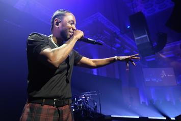 Kendrick Lamar Announces String Of European Tour Dates