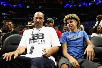 LaMelo Ball Will No Longer Play High School Basketball; Will Be Home-Schooled