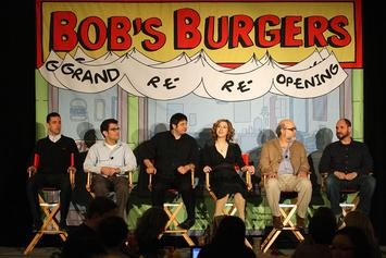 """""""Bob's Burgers"""" Movie Coming In 2020"""