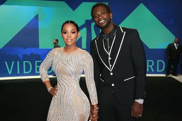 Gucci Mane's Fiancée Fell In Love With Him When She Bathed Him