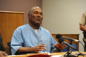 O.J. Simpson Reportedly Seeking Millions For First Post-Prison TV Interview