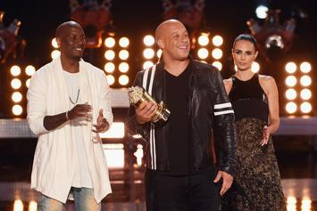 "Vin Diesel Responds To Tyrese's Rant Against Dwayne ""The Rock"" Johnson"