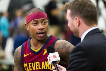 "Isaiah Thomas Opens Up: ""Worst Year Of My Life"""